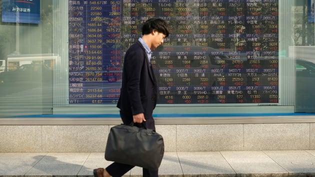 Chứng khoán Trung Quốc - Hong Kong mất 1 - 2%