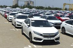 Ban hành bảng giá tính lệ phí trước bạ đối với ôtô, xe máy mới