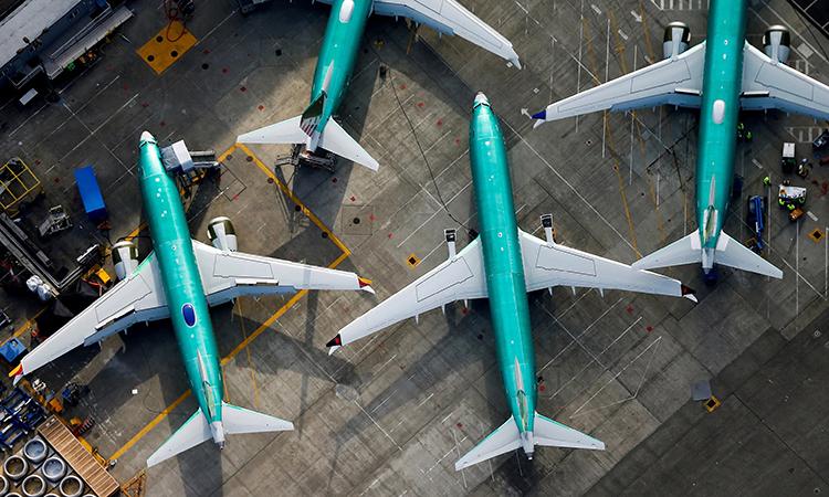 Boeing: '737 Max sắp được bay trở lại'