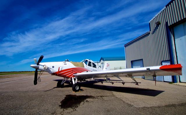 Bầu Đức mua máy bay nông nghiệp có lái đầu tiên ở Đông Dương, giá 1,3 triệu USD