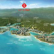 BIM Land và Lotte Việt Nam bắt tay xây trung tâm thương mại 750 tỷ đồng ở Hạ Long