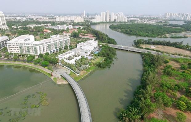 TP HCM lọt top 3 thị trường bất động sản tốt nhất châu Á - Thái Bình Dương