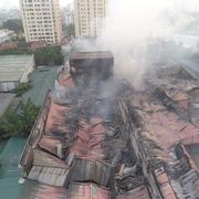 Rạng Đông muốn chọn bảo hiểm PVI và giám định VIA để xác định thiệt hại vụ cháy