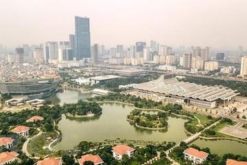 Hà Nội phát triển 3 đô thị sinh thái, 5 huyện lên quận