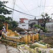 Đà Nẵng: Khổ vì dự án ga đường sắt 'treo'