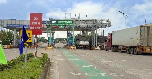 Bộ Giao thông không đồng ý để TASCO dừng dự án thu phí tự động không dừng giai đoạn 1