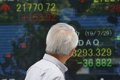 Chứng khoán châu Á giảm vì đồn đoán Mỹ - Trung bất đồng trong thỏa thuận
