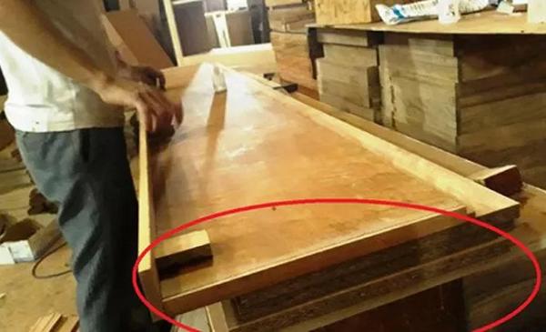 Dấu chấm hết cho gỗ dán 'quá cảnh' Việt Nam rồi xuất sang Mỹ