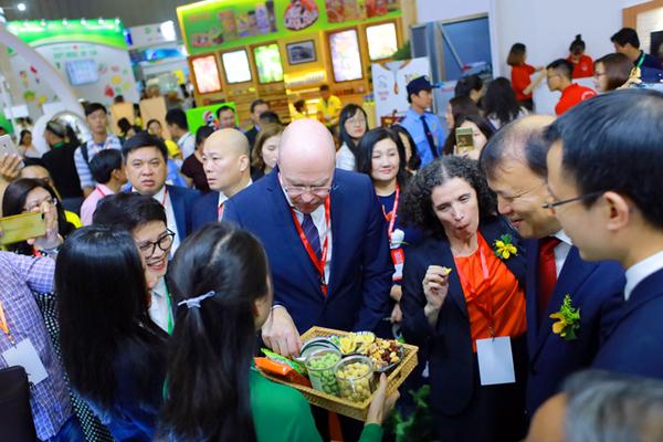 Vietnam Foodexpo giới thiệu những sản phẩm nông nghiệp Việt đủ sức vươn tầm thế giới