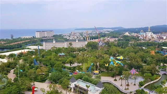 CBRE: Số phòng khách sạn cao cấp ở Phú Quốc gần bằng Hà Nội