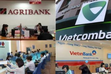 Phương án tăng vốn chưa được duyệt, 'Big 4' ngân hàng bị ảnh hưởng thế nào?