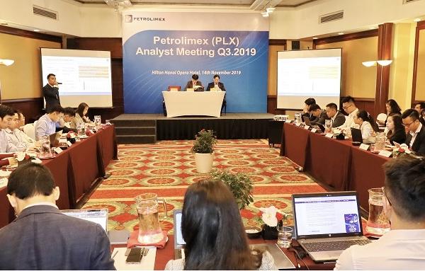 Lãnh đạo Petrolimex tự tin tập đoàn sẽ vượt kế hoạch lợi nhuận năm 2019