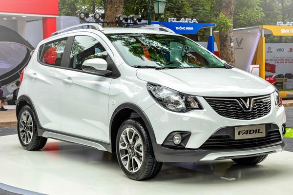 VinFast miễn phí lãi vay 2 năm đầu cho khách mua xe Fadil