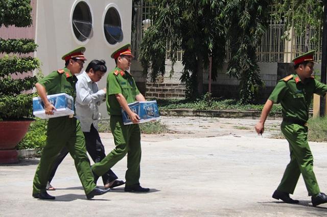 Cảnh sát điều tra đề nghị không cho chuyển nhượng đất dính sai phạm ở Phan Thiết
