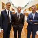 <p> Năm 2018, Emanuella, Guido, Luca và Paolo Barilla - 4 người thừa kế của Barilla - công ty thực phẩm đa quốc gia của Italia sở hữu 1,1 tỷ USD mỗi người. Tuy nhiên, họ không còn nằm trong danh sách của Forbes vào tháng 3/2019. (Ảnh: <em>AP</em>)</p>