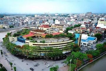 Chợ Sắt Hải Phòng dự kiến được thay thế bằng trung tâm thuơng mại, khách sạn 5 sao