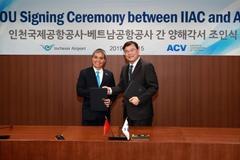 ACV 'bắt tay' Incheon, học cách vận hành sân bay tốt nhất thế giới