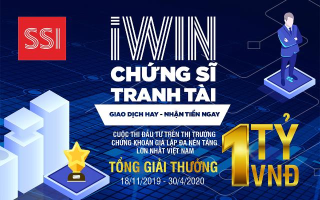 """Cuộc thi """"Chứng sĩ tranh tài"""" với tổng giá trị giải thưởng lên tới 1 tỷ đồng trên nền tảng iWin SSI"""