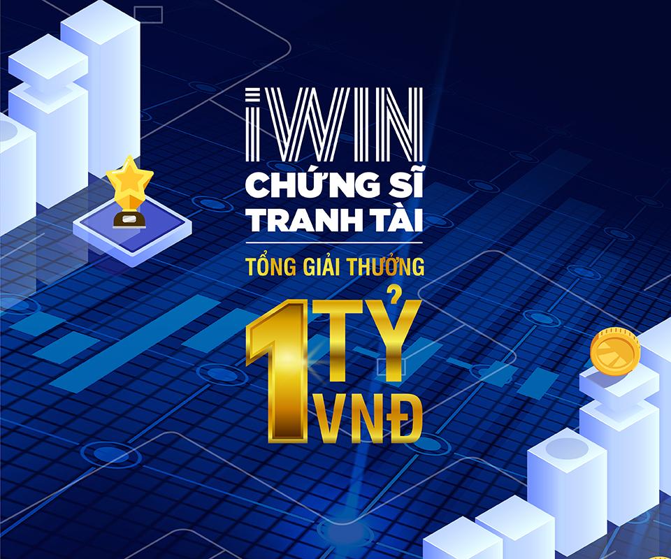Phát động cuộc thi 'Chứng sĩ tranh tài' trên iWin SSI, tổng giá trị giải thưởng lên đến 1 tỷ đồng