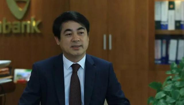 Ông Nghiêm Xuân Thành, chủ tịch Hội đồng quản trị Vietcombank.