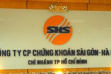 Chứng khoán Sài Gòn - Hà Nội miễn nhiệm một thành viên HĐQT