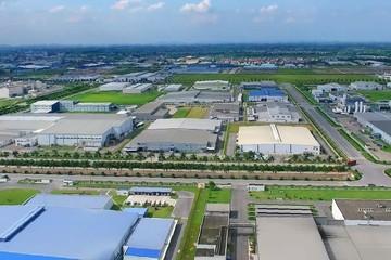 Chủ trương đầu tư xây dựng và kinh doanh kết cấu hạ tầng KCN Thái Hà, tỉnh Hà Nam, quy mô 100 ha