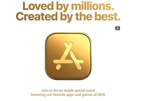 Apple tổ chức sự kiện mới ngày 2/12