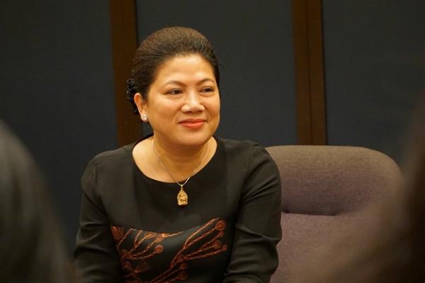 Bà Đỗ Thị Kim Liên không còn là CEO của nhà máy Sông Đuống