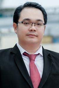 Ông Huỳnh Minh Tuấn, Giám đốc kinh doanh của Chứng khoán VNDirect (VNDS)