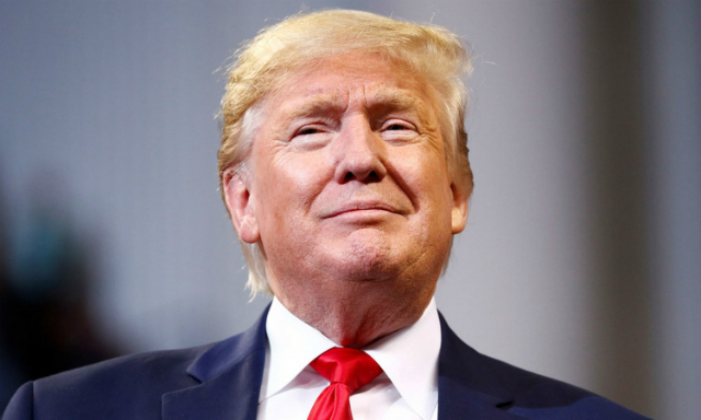 Trump gặp người ủng hộ tại Los Angeles hôm 14/11. Ảnh: Reuters.