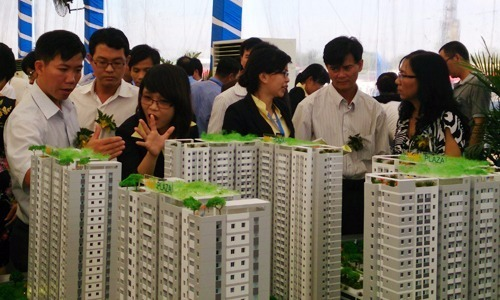 Thu nhập của môi giới bất động sản lao dốc