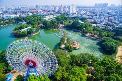 Công viên nước Đầm Sen tạm ứng cổ tức 36% bằng tiền