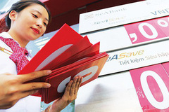 BIDV, VietinBank, Vietcombank và Agribank hạ lãi suất