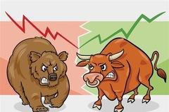 Cổ phiếu VN30 bị bán tháo cuối phiên, VN-Index giảm gần 13 điểm