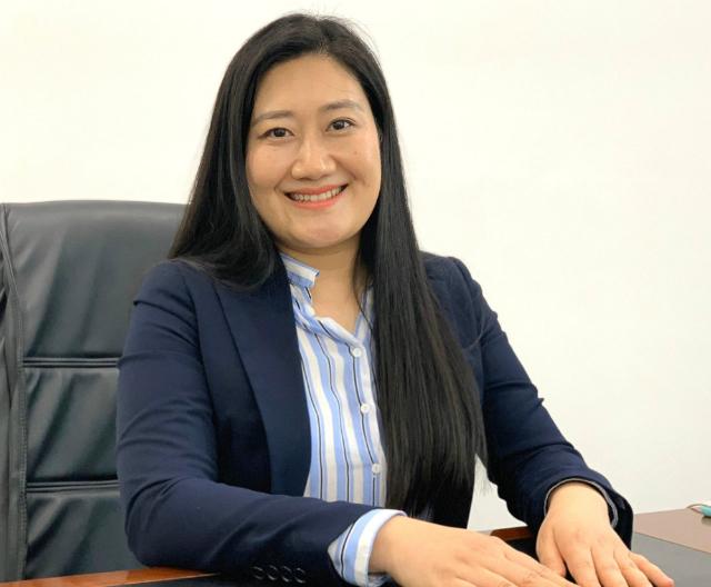 Tân Phó Tổng giám đốc của NCB.