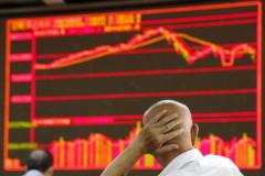 Chứng khoán châu Á giảm hơn 1% xuống thấp nhất 3 tuần
