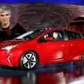 <p> Lawrence Page là một trong những nhà đồng sáng lập của Google và hiện nắm giữ vị trí CEO Alphabet, công ty mẹ của Google. Dù vậy, ông vẫn lái chiếc Toyota Prius khiêm tốn giá 23.770 USD. Ảnh: <em>Reuters</em>.</p>