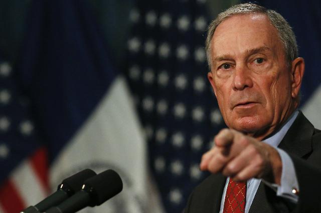 Ông Michael Bloomberg. Ảnh: Reuters.