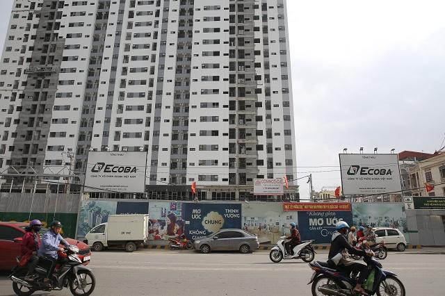 Cụm chung cư HH1, HH2, HH3, HH4 Đồng Quốc Bình, Hải Phòng. Nguồn: TCH