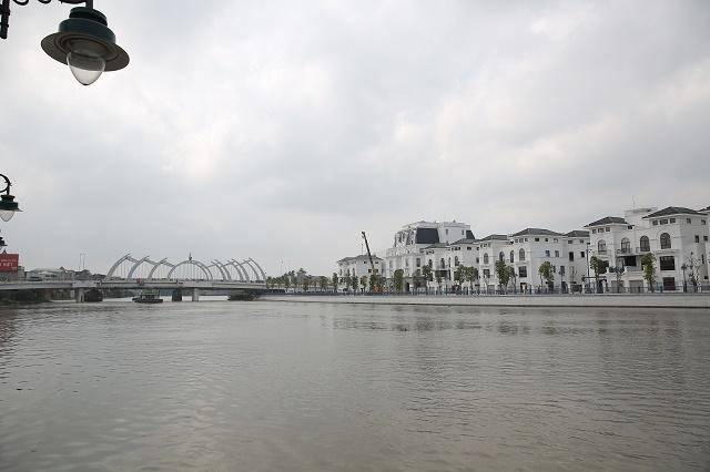Hoàng Huy Riverside - Dự án ven nhánh con Sông Cấm.