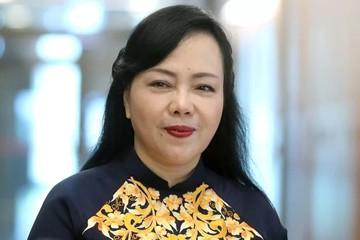 Quốc hội miễn nhiệm Bộ trưởng Nguyễn Thị Kim Tiến