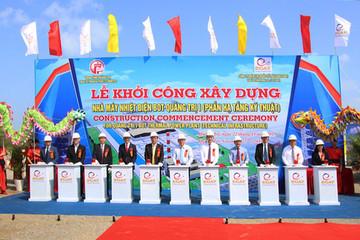 Quảng Trị khởi công nhà máy nhiệt điện vốn đầu tư hơn 55.000 tỷ đồng