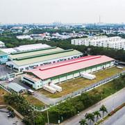 LHG vay 515 tỷ đồng cho dự án khu công nghiệp Long Hậu 3