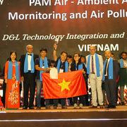 Việt Nam đạt một cúp và 8 bằng khen Giải thưởng Công nghệ thông tin Châu Á – Thái Bình Dương 2019