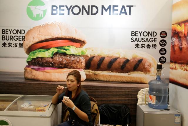 Cuộc chiến trên thị trường thịt chay nhiều tỷ USD ở Trung Quốc
