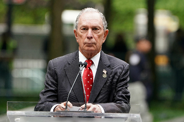 Michael Bloomberg - đối thủ nặng ký của Donald Trump trong cuộc đua vào Nhà Trắng