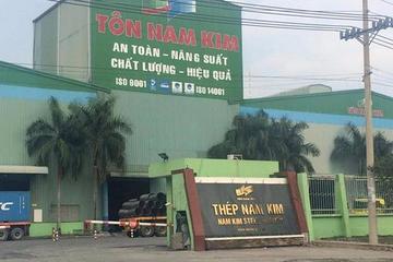 Sau bắt tay SMC, Thép Nam Kim mở nhà máy thép tại miền Trung