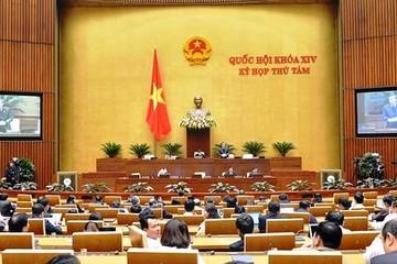 Quốc hội bầu nhân sự mới