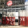 """<p class=""""Normal""""> Hinode City ra mắt thị trường vào tháng 1/2018, được xây dựng tại 201 Minh Khai, Hai Bà Trưng, Hà Nội. Dự án do Tổng CTCP Thương mại Xây dựng Vietracimex làm chủ đầu tư.</p> <p class=""""Normal""""> </p>"""
