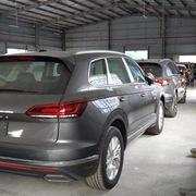 Bị siết kiểm tra, ôtô từ Trung Quốc về Việt Nam ít dần